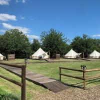 Oak Lodge Retreat - Glamping 3
