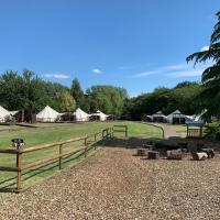 Oak Lodge Retreat - Glamping C