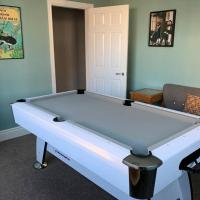 Friendly homestay with games room