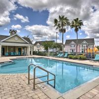NEW-Kissimmee Townhome w/Game Room, 10Mi to Disney