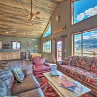 Mtn-View Cabin 40 Mi to Yellowstone Ntl Park!