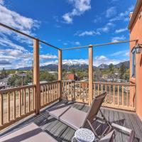 Buena Vista Home w/Mtn Views, Walk to Main St