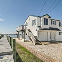 NEW-Waterfront Mallard Island Home, 5 Mi to Beach!