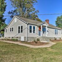 'Six Waterpots Cottage' in Blue Ridge Mtns!