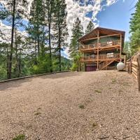 Family Cabin w/Views, 6 Mi to Cloudcroft