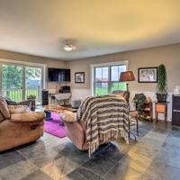 Hardwick Family Home on VAST Snowmobile Trail