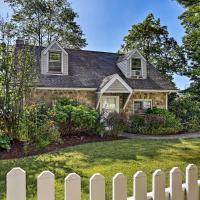 Lakefront Hewitt Cottage w/ Terrace & Dock!