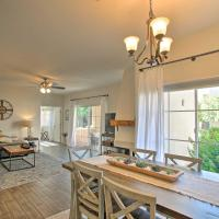 Condo w/Patio & Comm Pool, 9Mi to Old Town!