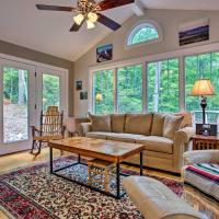 Asheville Area Home 16 Mi to Biltmore Estate!