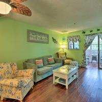 Colorful Resort Condo w/ Beach + Pool Access!