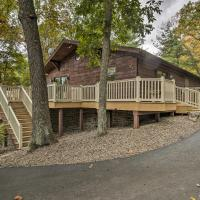 Raystown Lake Cabin w/Docked Houseboat Access