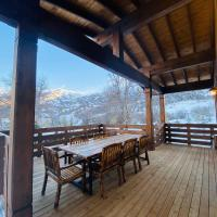 Le Chalet by Amirsoy