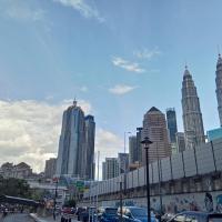 Ceria homestay Kampung Baru Plaza Rah Condomonium Kuala Lumpur City Centre