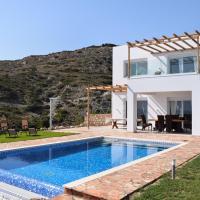 Antimacheia Villa Sleeps 6 with Pool Air Con and WiFi