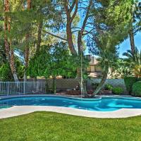 Las Vegas House w/Pool & Hot Tub - 1 Mile to Strip