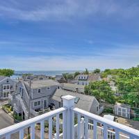 Splendid Provincetown Penthouse Apartment w/ Deck!