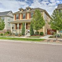 Newly Built Denver Apartment by Park in Stapleton!