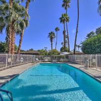 Palm Springs Paradise - Steps to Pool and Golf!