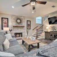 Modern Montgomery Home w/Backyard+Deck+Grill