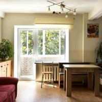 Квартира в центре Киева для пяти человек