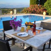 Villa Bacchus Kassiopi Corfu