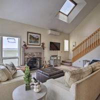 Large Ski-In/Out Black Mtn Abode w/Fireplace!