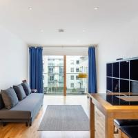 Modern Bright 1-Bedroom Apt, w/Balcony in Streatham