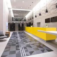 Flat 1105 com estrutura de hotel -Mondial