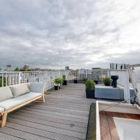 Centrally located penthouse apartment Amsterdam