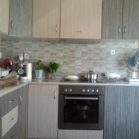 Easy-peasy Holiday Home in Kalloni with Balcony