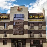 Отель Мартон Рокоссовского