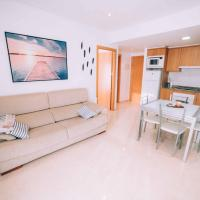 Family apartment 100m from the beach of Sant Antoni