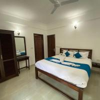 Bhagwati by Pearl Harbour goa FLY IN HEAVEN, hotel in Baga