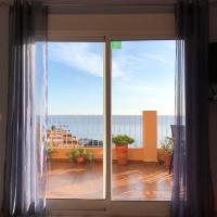 Mojacar, Spain. Penthouse apartment