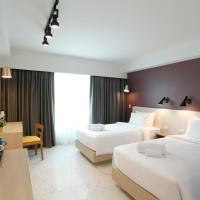 Port Canary Airport Hotel, hotel en Lat Krabang