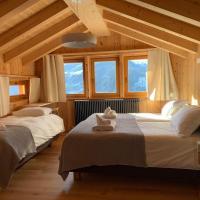 Hotelski, hotel a Verbier