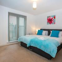 Family Friendly, Perfect for a Family Weekender 2 Bed and 2 Bathroom - Gatwick Airport - Beks Beds