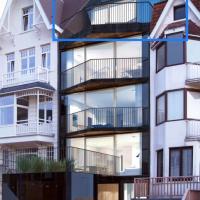 Luxueuze duplex penthouse Koksijde