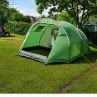 Motorsport Camping and Glamping Budget Pre-Erected 2 man Tent