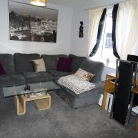 Modern Top Floor 1 Bed Apartment Getaway Wembley
