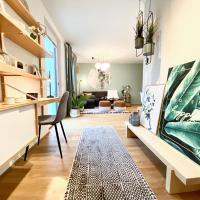 Green & cozy apartment - 15 min to city center