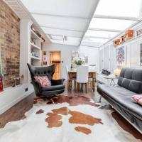 Boutique 5 star 2 bed2 bath v cntrl Apt- free superWifi & Netflix