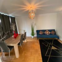 Grand appartement Paris place Italie