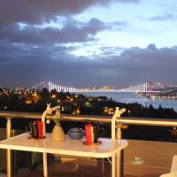 Eros · Spacious Bosphorus View 1 BD Apt. in Uskudar