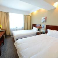 GreenTree Inn Hefei Economic Development Zone Qingtan Road One six eight Middle SchoolExpress Hotel