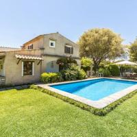 Pollenca Villa Sleeps 5 with Pool Air Con and WiFi
