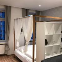 ZEUS Design Apartments Modern&Warm City
