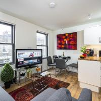 Incredible Light Filled Studio Apartment + Free Parking Sleeps 4