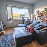 Penthouse in Kallio