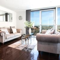 Two Bedroom Apartment with Two Bathrooms at the Hub in Central Milton Keynes
